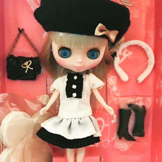 Takara Tomy(タカラトミー)のプチブライス(ファッションセッションジル) エンタメ/ホビーのおもちゃ/ぬいぐるみ(その他)の商品写真