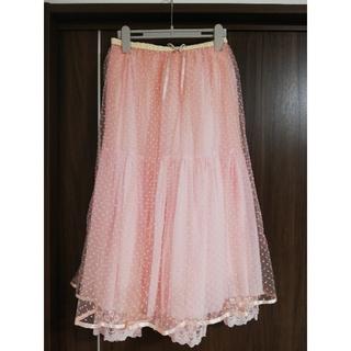 franche lippee - 美品 snow  スカート フランシュリッペ