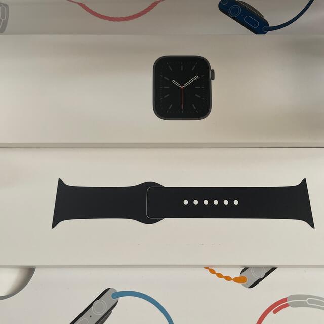 Apple Watch(アップルウォッチ)のApple Watch series6 44mm GPSモデル メンズの時計(腕時計(デジタル))の商品写真