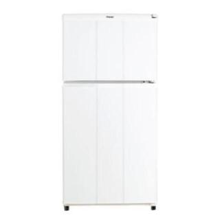 ハイアール(Haier)のHaier(ハイアール) JR-N100C 2ドア冷蔵庫(冷蔵庫)