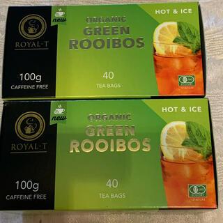コストコ(コストコ)のグリーンルイボスティー 2箱(健康茶)