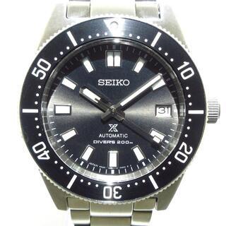 セイコー(SEIKO)のセイコー美品  6R35-00P0/SBDC101 メンズ(その他)
