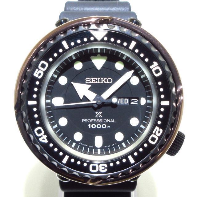SEIKO(セイコー)のセイコー美品  7C46-0AM0/SBBN042 メンズ メンズの時計(その他)の商品写真
