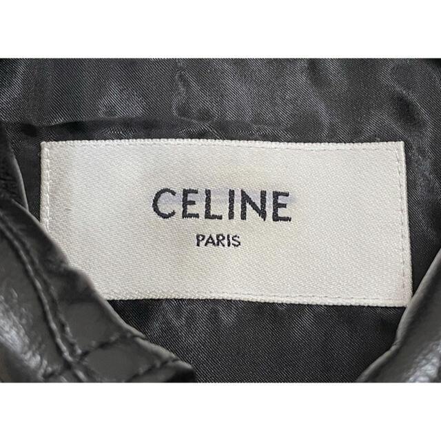 celine(セリーヌ)のCeline セリーヌ 19SS スタッズレザージャケット エディスリマン メンズのジャケット/アウター(レザージャケット)の商品写真