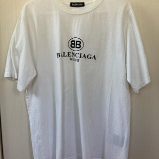 Balenciaga - BALENCIAGA BB ロゴTシャツ Mサイズ