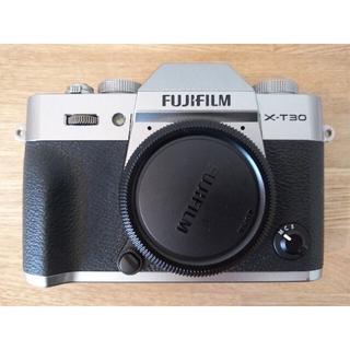 富士フイルム - FUJI FILM X−T30 X-T30 SILVER