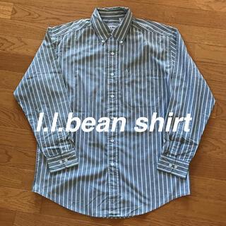 エルエルビーン(L.L.Bean)のl.l.bean エルエルビーン シャツ ビンテージ レア(シャツ)