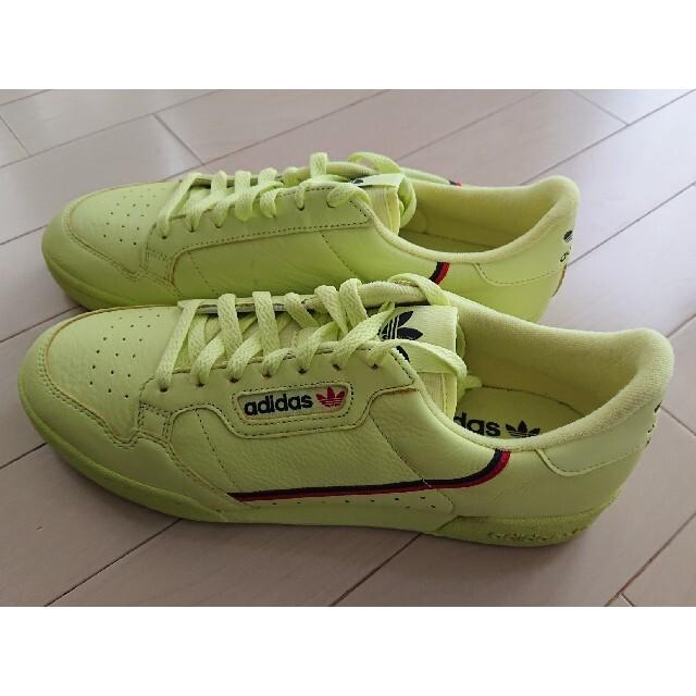 adidas(アディダス)のアディダス コンチネンタル 27.5cm☆新品未使用☆ メンズの靴/シューズ(スニーカー)の商品写真