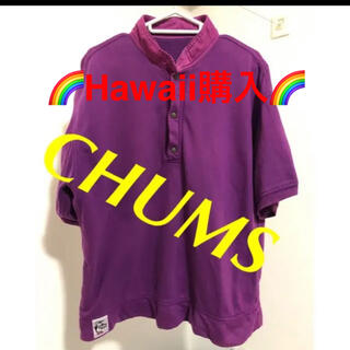 チャムス(CHUMS)のⓂ️【入手困難】CHUMS 90's スウェット ハリケーントップ USA【M】(スウェット)