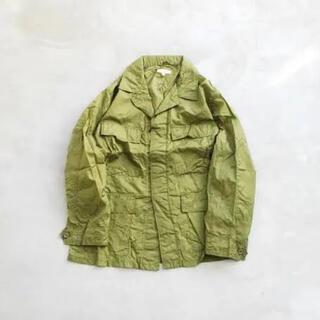 エンジニアードガーメンツ(Engineered Garments)のエンジニアードガーメンツ BDU ジャケット マイクロリップストップ(ミリタリージャケット)