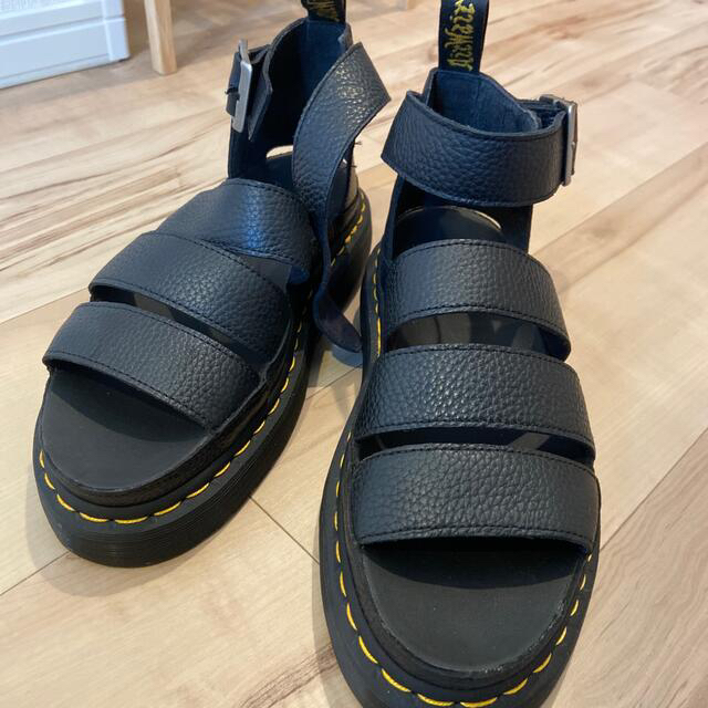Dr.Martens(ドクターマーチン)のドクターマーチン サンダル 24.5㎝ レディース レディースの靴/シューズ(サンダル)の商品写真