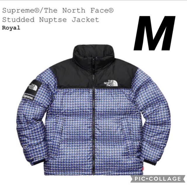 Supreme(シュプリーム)のシュプリーム×ノースフェイス ヌプシ ダウンジャケット メンズのジャケット/アウター(ダウンジャケット)の商品写真