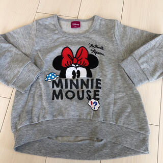 Disney - 美品 ミニーちゃん トレーナー 120