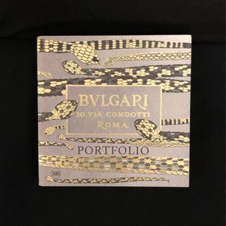 BVLGARI - BVLGARI 写真集 ポートフォリオ