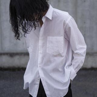 COMOLI - COMOLI シャツ 定価2万4200円