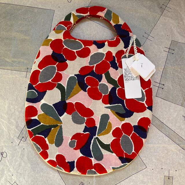 mina perhonen(ミナペルホネン)のミナペルホネン  オーダー エッグバッグ レディースのバッグ(トートバッグ)の商品写真