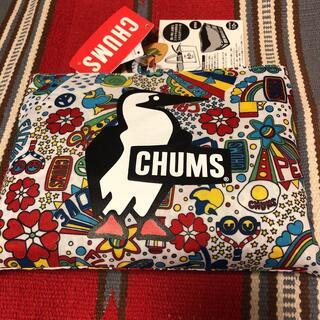 CHUMS - 【新品・未使用】チャムス レジかごエコバッグ