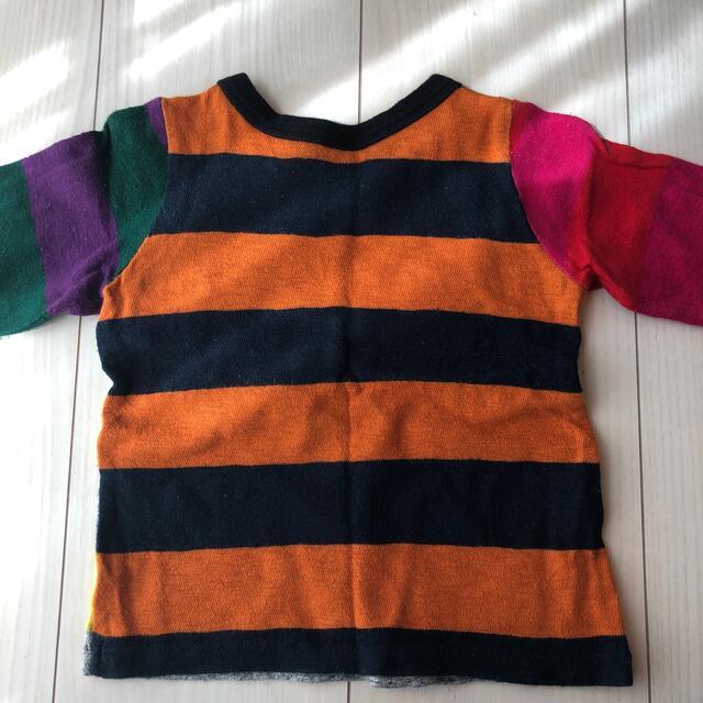 BREEZE(ブリーズ)のBREEZE ロンT 90サイズ キッズ/ベビー/マタニティのキッズ服男の子用(90cm~)(Tシャツ/カットソー)の商品写真
