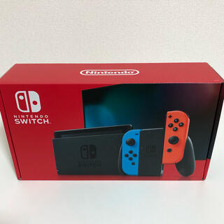 Nintendo Switch - Nintendo Switch 新品未開封 本体 ネオン