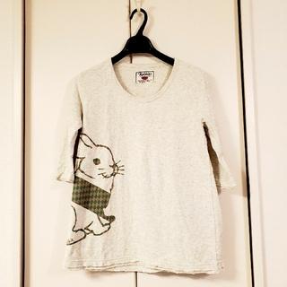 エーズラビット(Asrabbit)のRabbits 半袖Tシャツ(Tシャツ(半袖/袖なし))