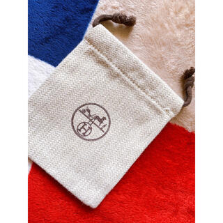 Hermes - エルメス 保存袋 巾着  新品未使用