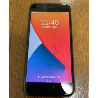 iPhone 8 スペースグレー 64 GB SIMフリー