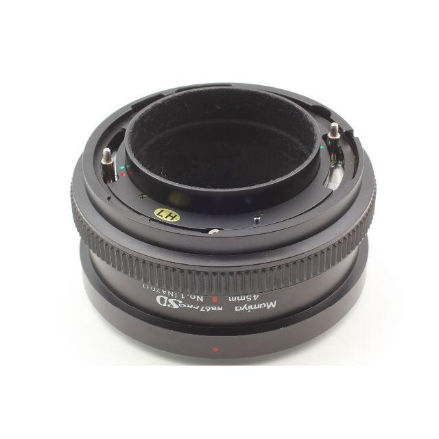 USTMamiya(マミヤ)の【美品】 マミヤ エクステンョン チューブ 45mm No.1 RB67 Pro スマホ/家電/カメラのカメラ(その他)の商品写真