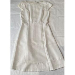 TOCCA - tocca 0 トッカ ワンピース 半袖 白 ドレス