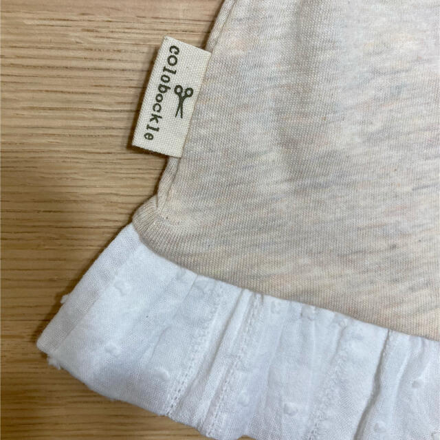 kladskap(クレードスコープ)の【新品】クレードスコープ  チュニック コロボックル チュニック フルーツ 80 キッズ/ベビー/マタニティのベビー服(~85cm)(Tシャツ)の商品写真