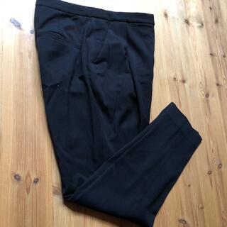 エンフォルド(ENFOLD)のENFOLD パンツ 38 ブラック(サルエルパンツ)