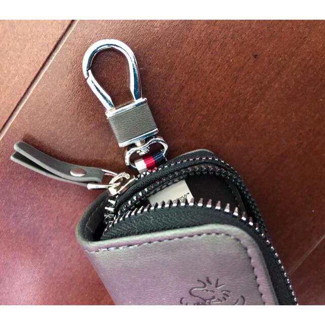 SNOOPY(スヌーピー)のスヌーピー  SNOOPY スマートキーケース 新品 PEANUTS エンタメ/ホビーのおもちゃ/ぬいぐるみ(キャラクターグッズ)の商品写真