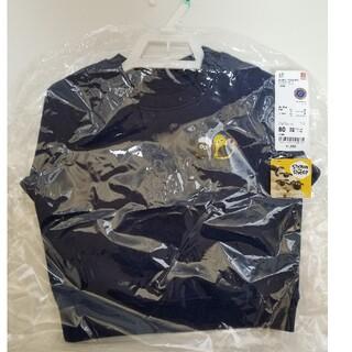 ユニクロ ベビー 80サイズ ひつじのショーン スウェットシャツ(長袖)