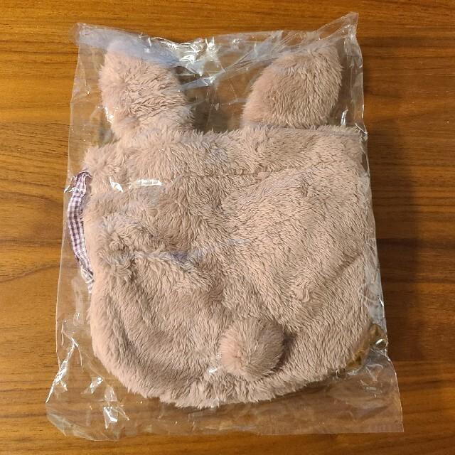 Maison de FLEUR(メゾンドフルール)のラビットファー巾着 レディースのファッション小物(ポーチ)の商品写真