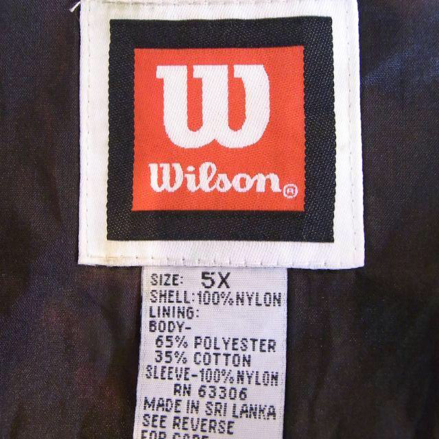 wilson(ウィルソン)のナイロンジャケット  4XL  ウィルソンWilson メンズのジャケット/アウター(ナイロンジャケット)の商品写真
