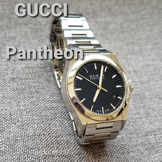 グッチ(Gucci)のGUCCI Pantheonグッチパンテオン SSクォーツ腕時計(腕時計(アナログ))