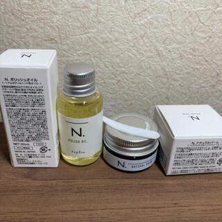 NAPUR - N. ポリッシュオイル 30ml ナチュラルバーム 18g