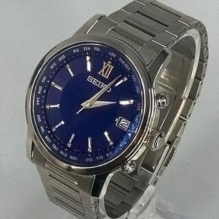 セイコー(SEIKO)のセイコー ブライツ 2020 エターナルブルー限定モデル(腕時計(アナログ))