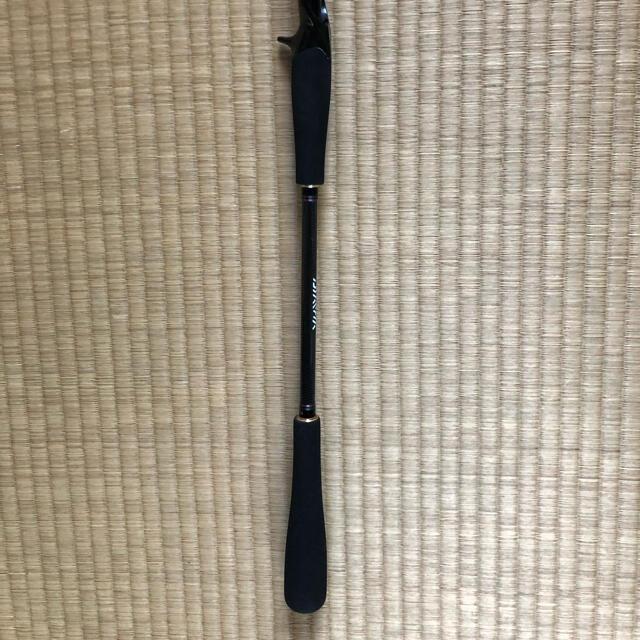 DAIWA(ダイワ)のDAIWA 紅牙 MX 69MHB-METAL 中古 箱無し スポーツ/アウトドアのフィッシング(ロッド)の商品写真