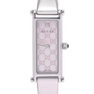 Gucci - グッチ  1Pダイヤ 腕時計