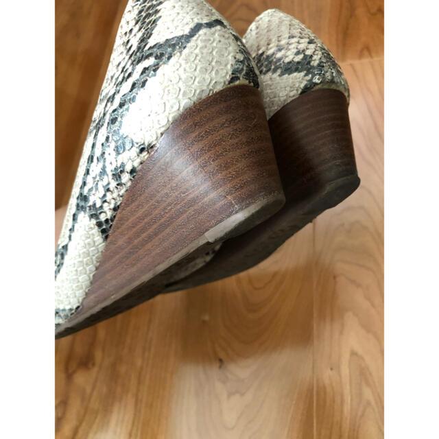 Tory Burch(トリーバーチ)の【TORY BURCH】パイソン 25cm レディースの靴/シューズ(ハイヒール/パンプス)の商品写真