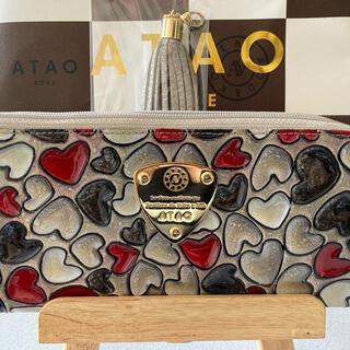 ATAO - 【美品】アタオ 長財布