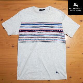 バーバリーブラックレーベル(BURBERRY BLACK LABEL)のBURBERRY   バーバリーブラックレーベル Tシャツ(Tシャツ/カットソー(半袖/袖なし))