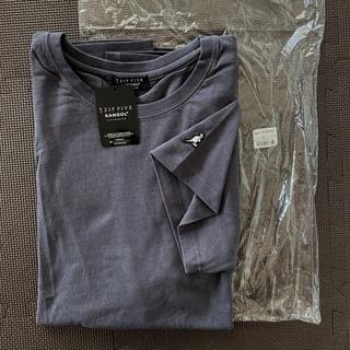 KANGOL -  KANGOL ☆ 袖ワッペン クルーネック 半袖Tシャツ