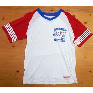 ミッチェルアンドネス(MITCHELL & NESS)のMitchell & Ness(ミッチェル&ネス)ワシントン・キャピタルズ T(Tシャツ/カットソー(半袖/袖なし))