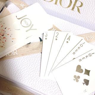 ディオール(Dior)のディオール ジョイ ノベルティ トランプカード(ポーチ)
