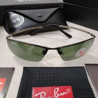 Ray-Ban - 在庫処分の商品は、★新品★ Ray-Ban サングラス RB3183 004 7