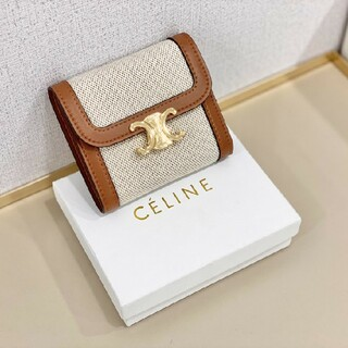 celine - ❀さいふ/送料無料❀ CELINE セリーヌ 折り財布