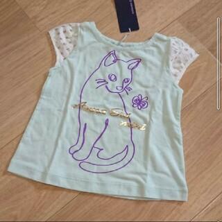 アナスイミニ(ANNA SUI mini)の新品 アナスイミニ Tシャツ 80 ねこ トップス(Tシャツ)