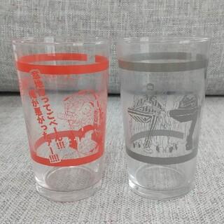 シュウエイシャ(集英社)の非売品 三ツ矢サイダー×ONE PIECE 名場面グラス(グラス/カップ)
