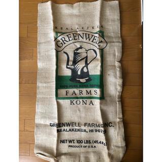 コーヒードンゴロス 麻 コーヒー豆袋(その他)